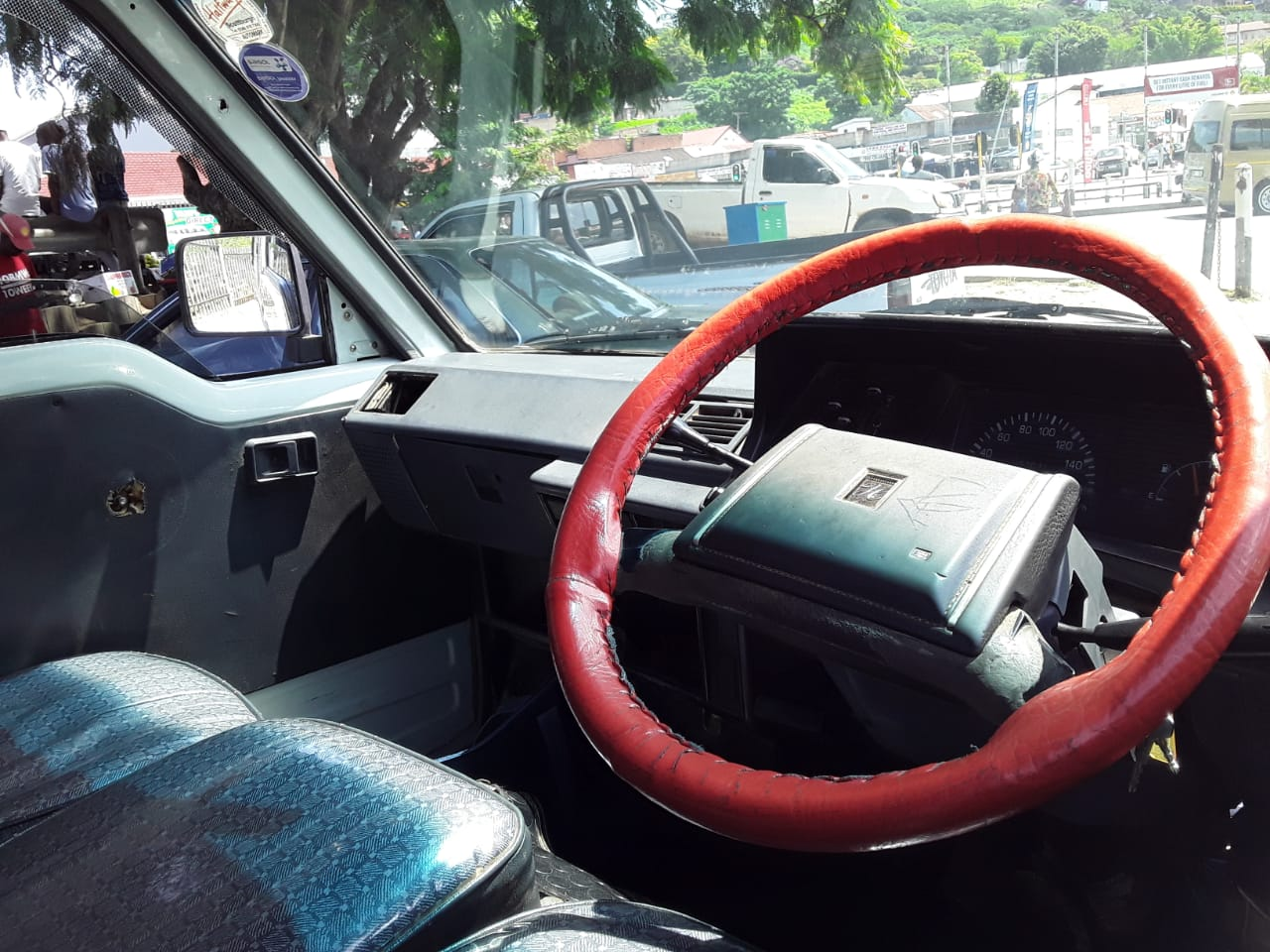 2007 Toyota Siyaya