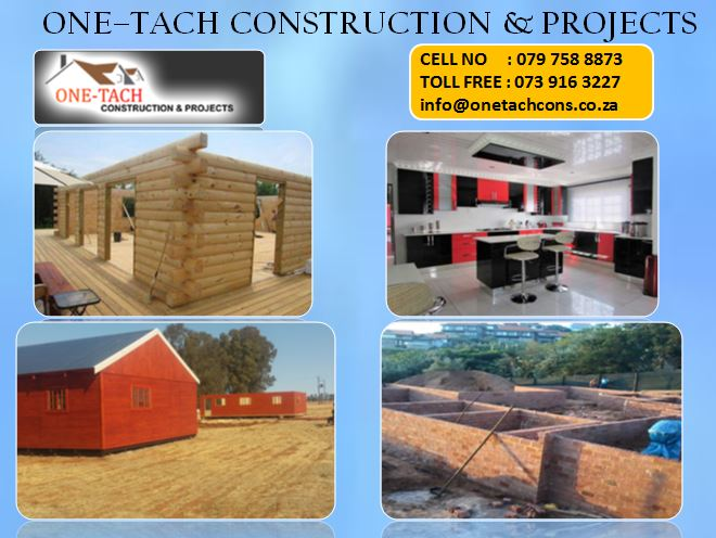 One-Tach Construction And Projects
