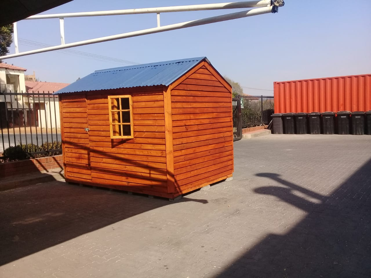 Log Homes and Wendy Houses as per order