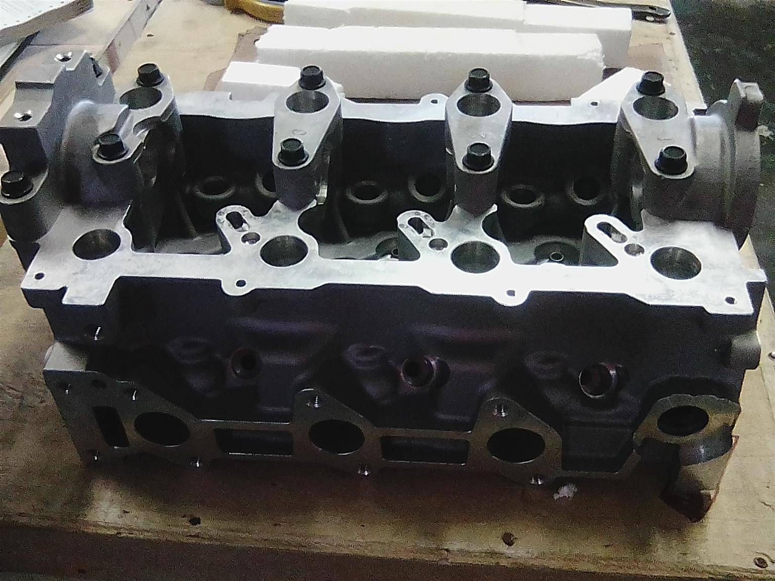BRAND NEW HYUNDAI 1.5 D3EA BARE CYLINDER HEADS AVAILABLE