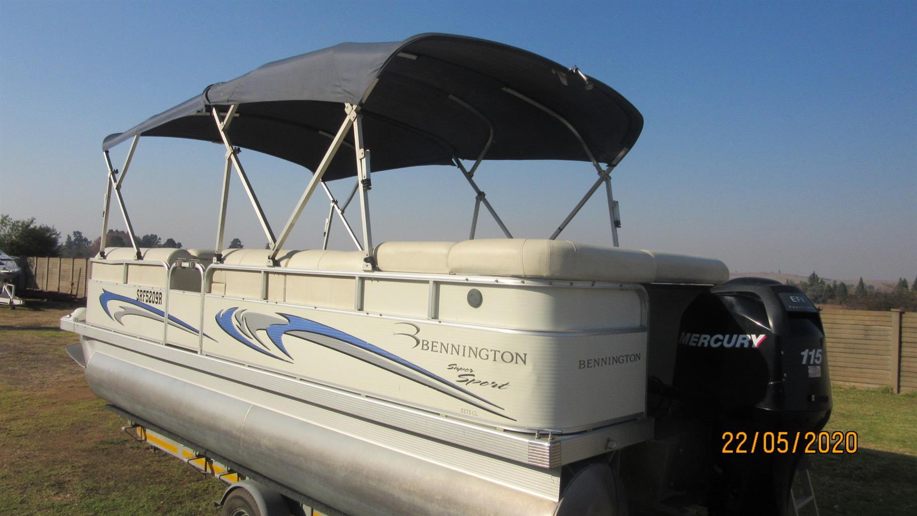Second hand raft boat