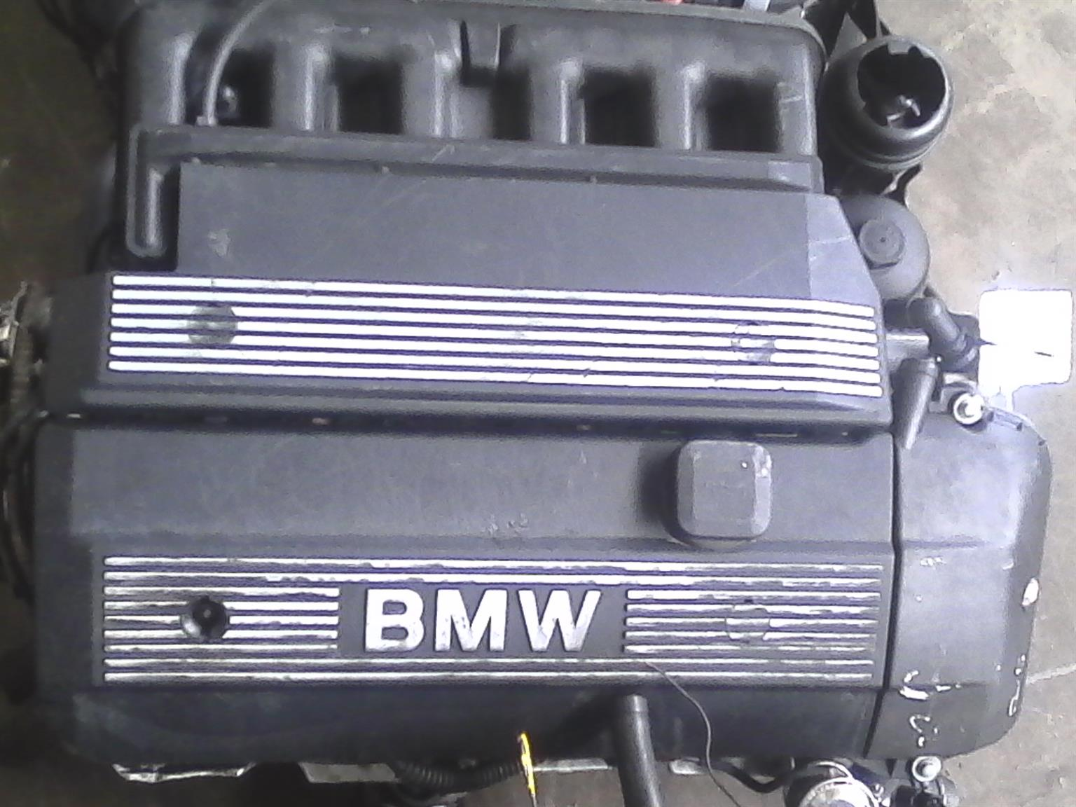 Bmw 328 E46 D V 6 Cyl Engine For Sale Junk Mail