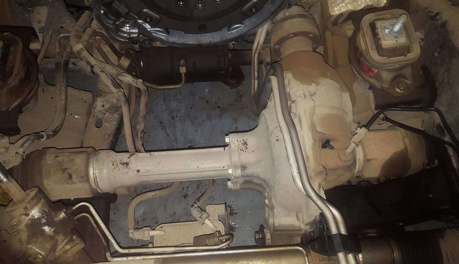 Land Rover Discovery 3/4 Front Diffs for sale   Auto EZI