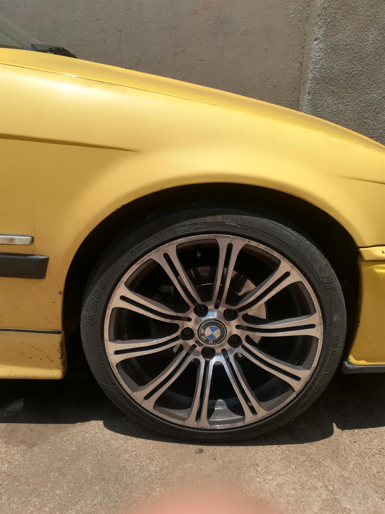 Wheels and Hubs Rims