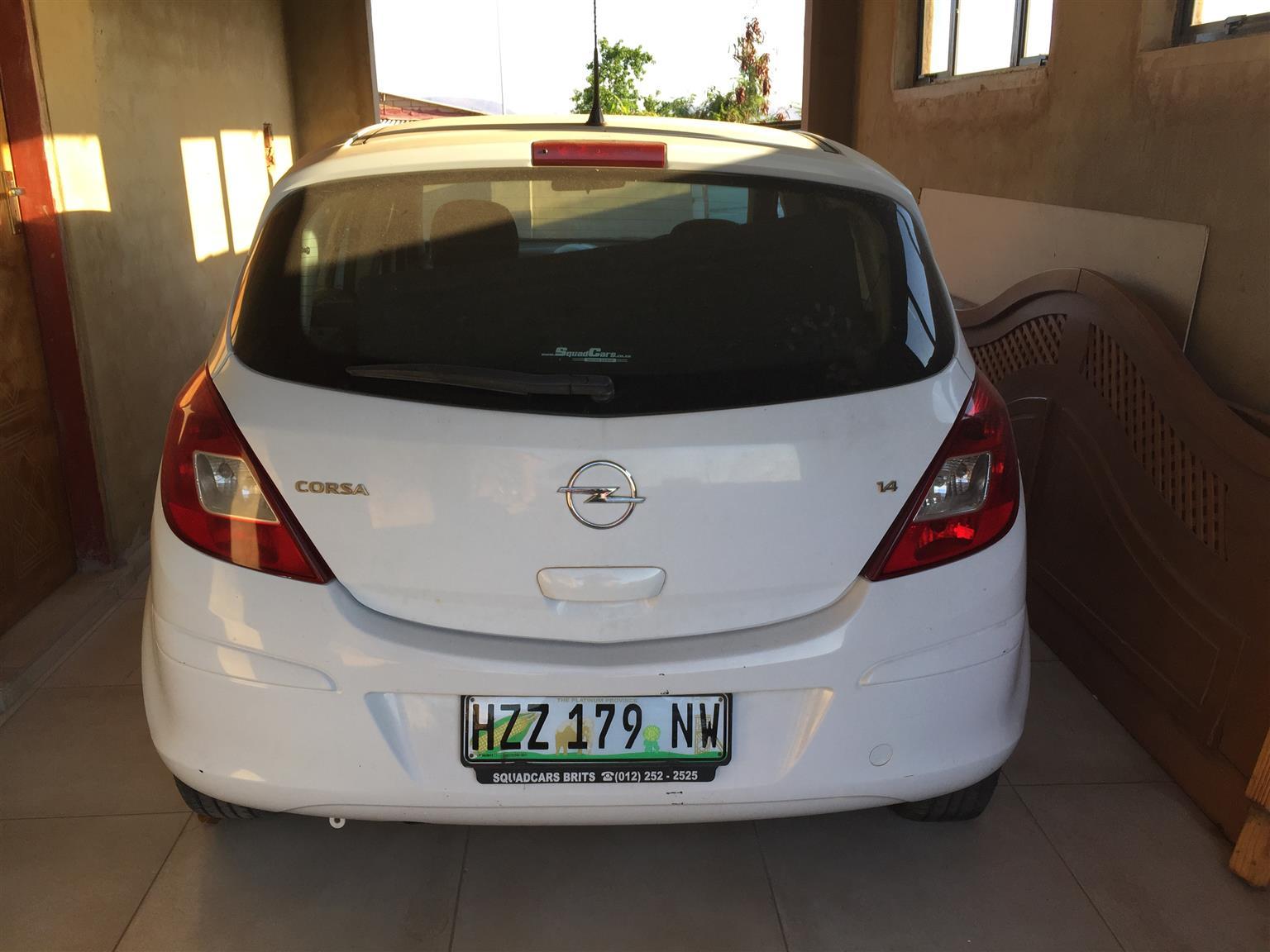 2008 Opel Corsa hatch 5-door CORSA 1.4 ENJOY A/T 5DR