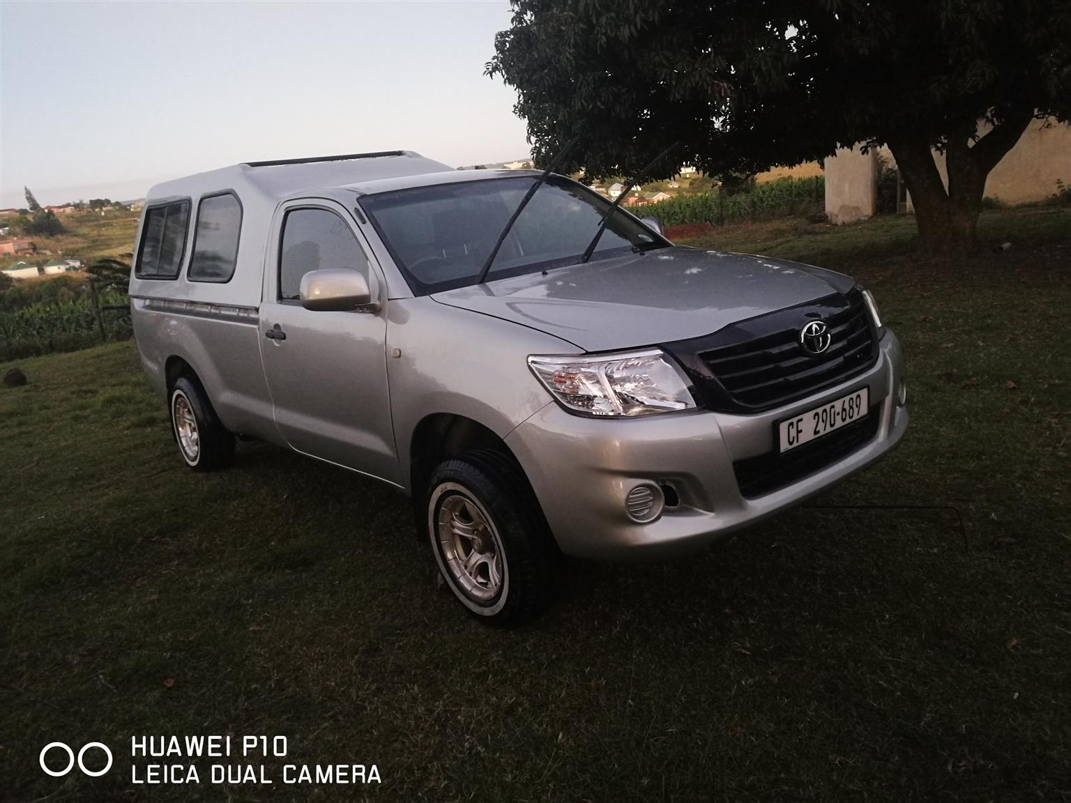 Toyota D4d Canopy for sale used