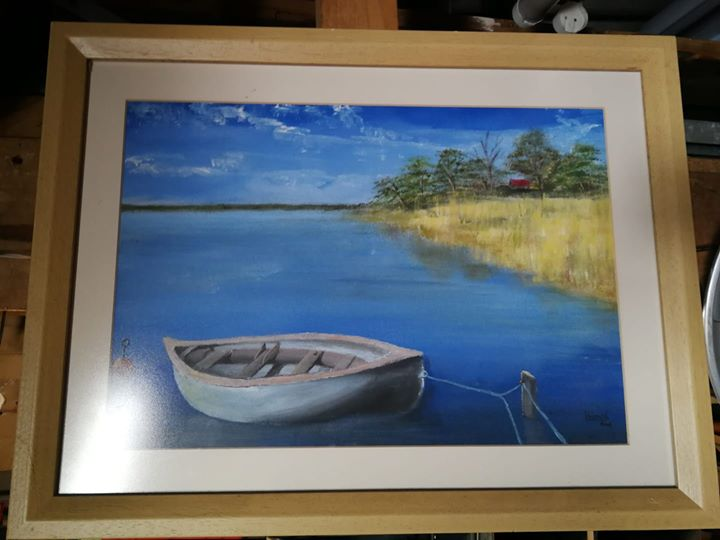 Panting for sale