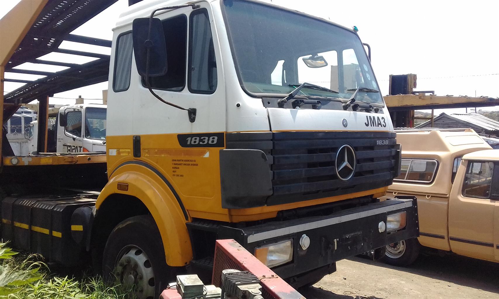 Mercedes - Benz 19- 38