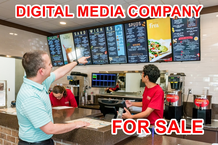 Marketing digital media and display company