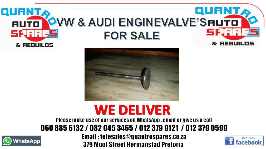 Engine Parts Engine Valves