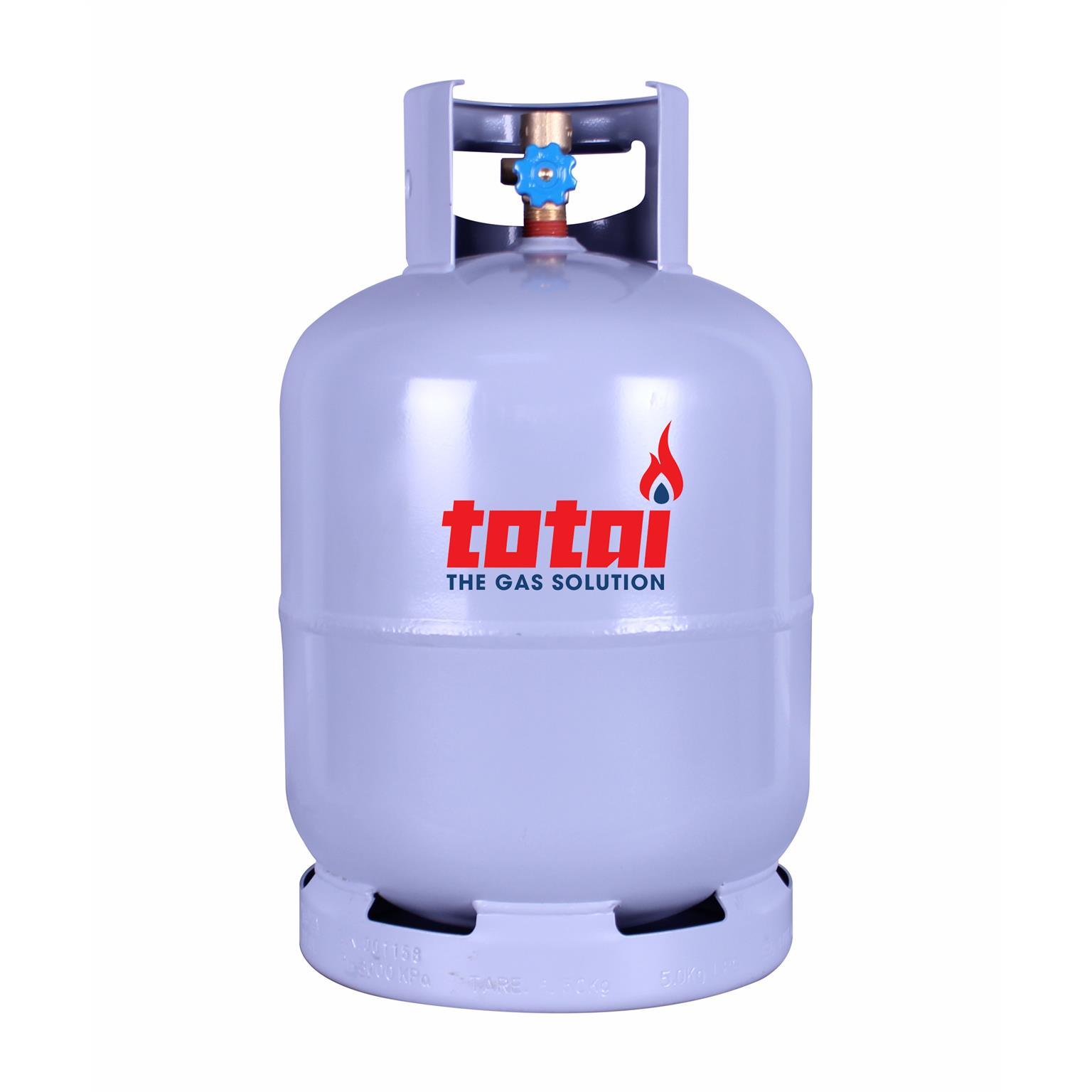 GAS CYLINDER 5KG TOTAI NEW