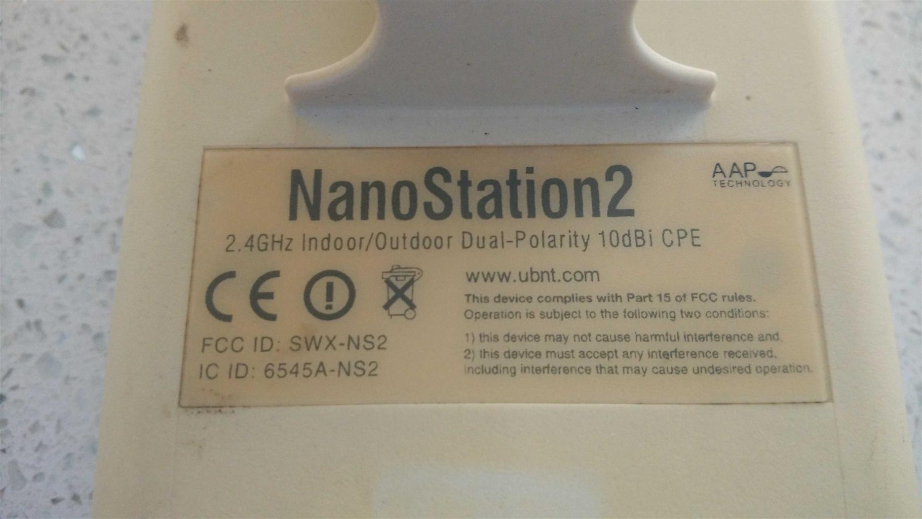 Nanostation 2