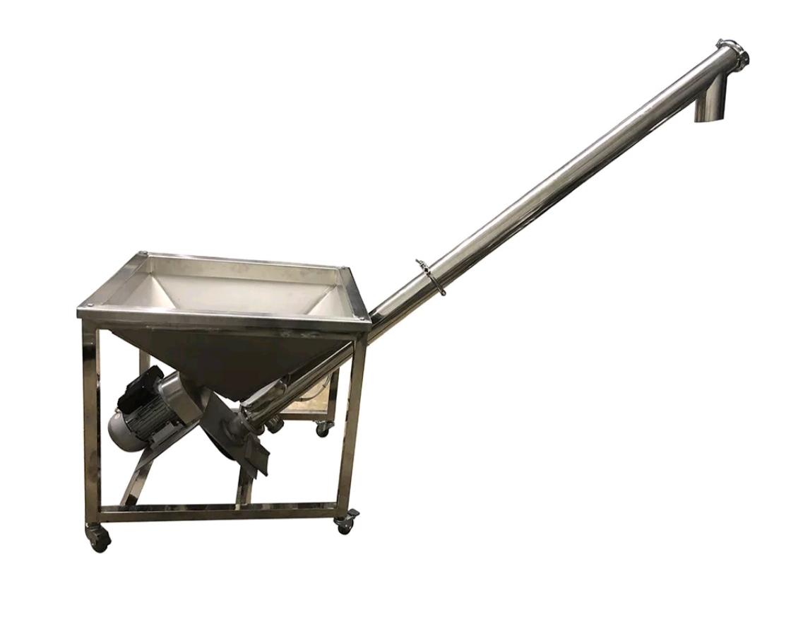 Auger/screw conveyors