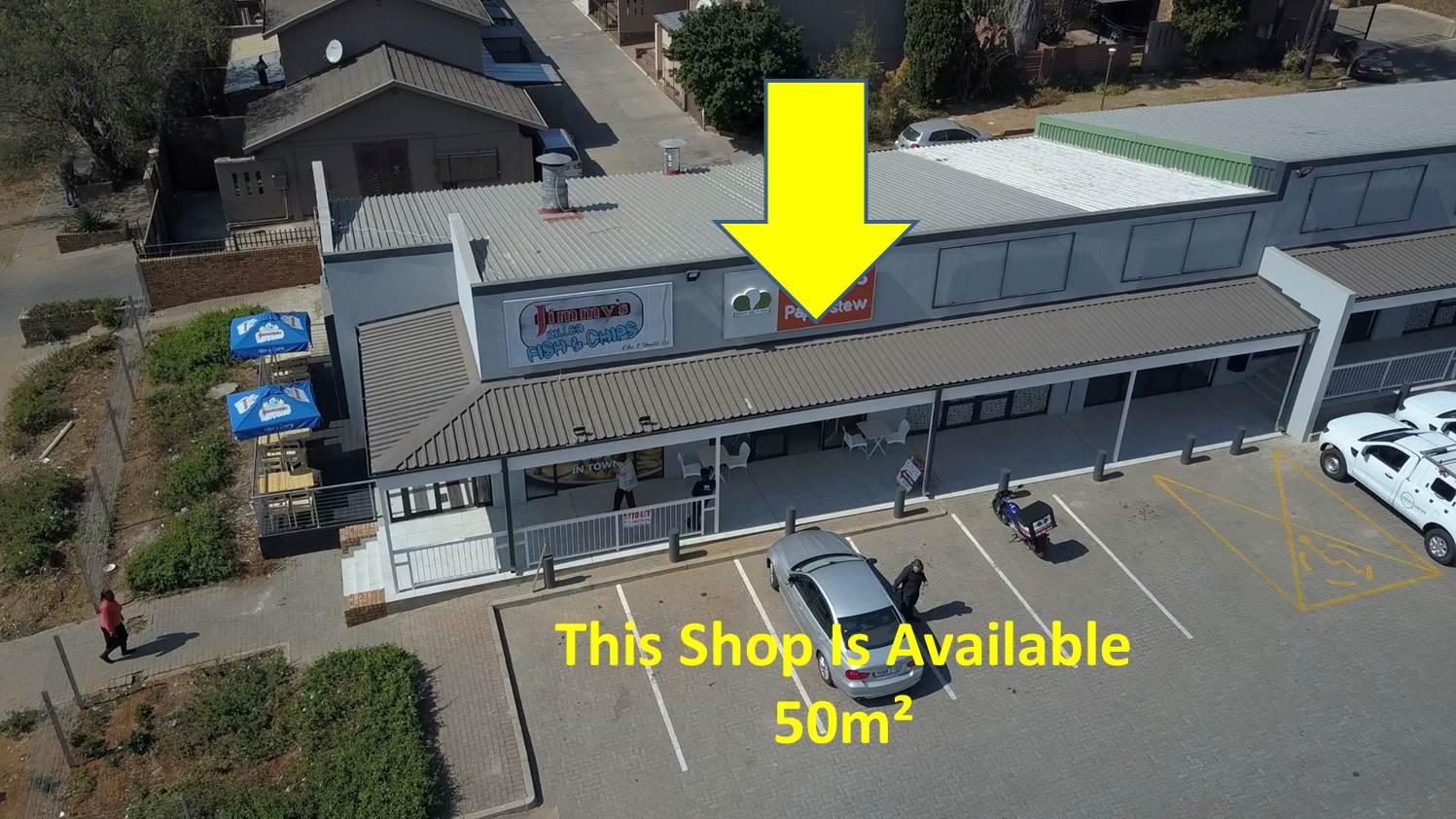 Small Retail Space Next to KFC in Silverton
