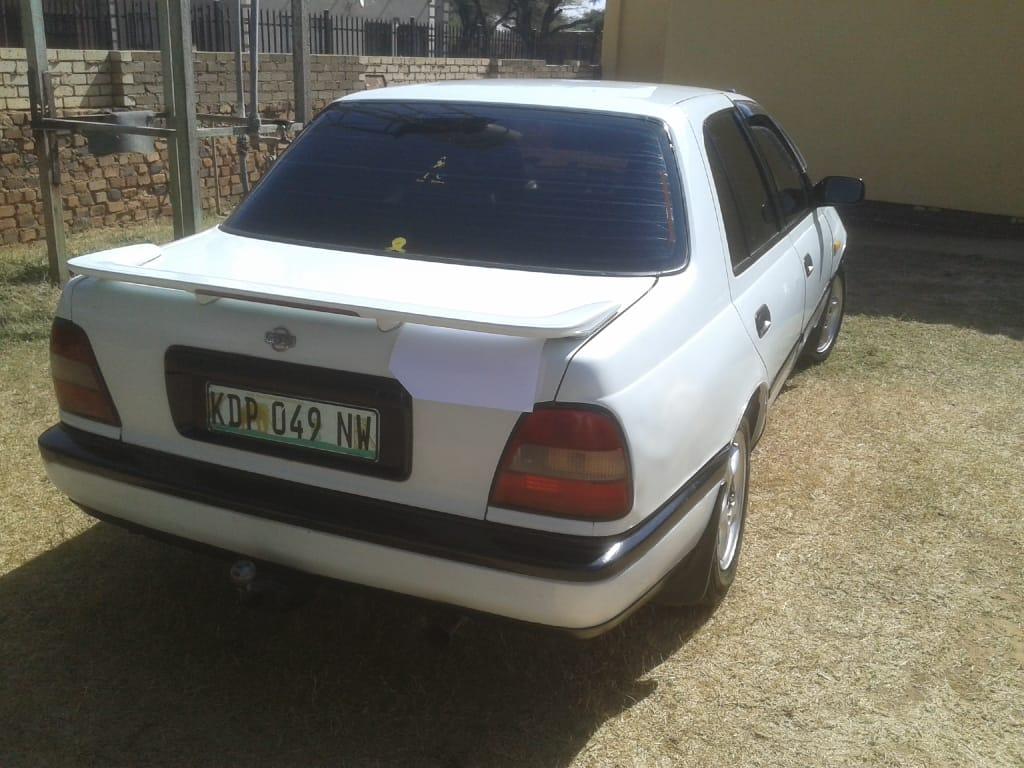 1994 Nissan Sentra 1.6 Acenta
