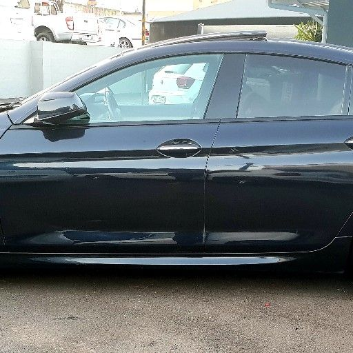 2012 BMW 6 Series coupe 640D COUPE M SPORT A/T (F13)