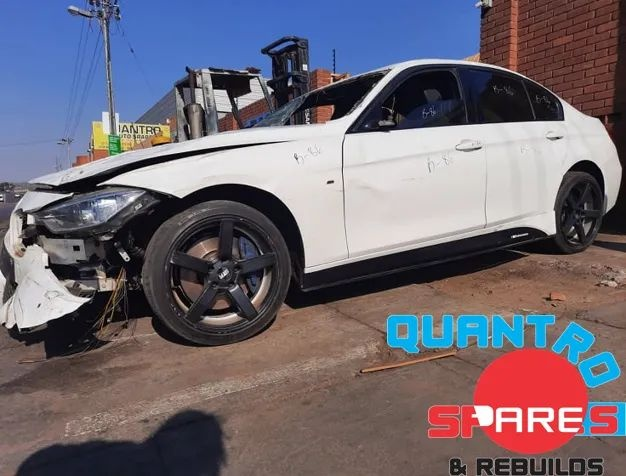 Bmw f30 320i 2014 n20 stripping for spares