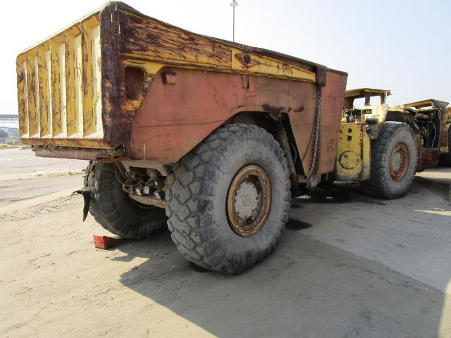 Atlas Copco MT2010 Minetruck - ON AUCTION