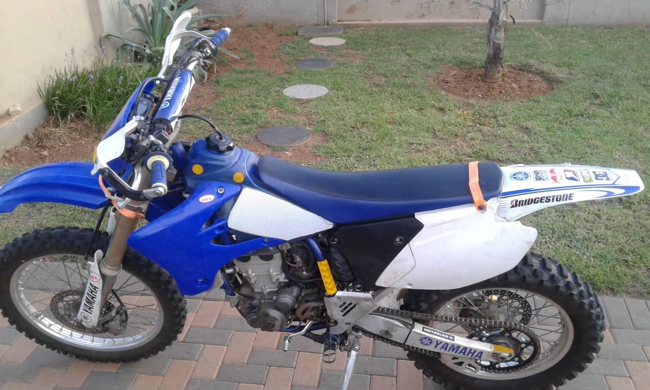2006 Yamaha WR