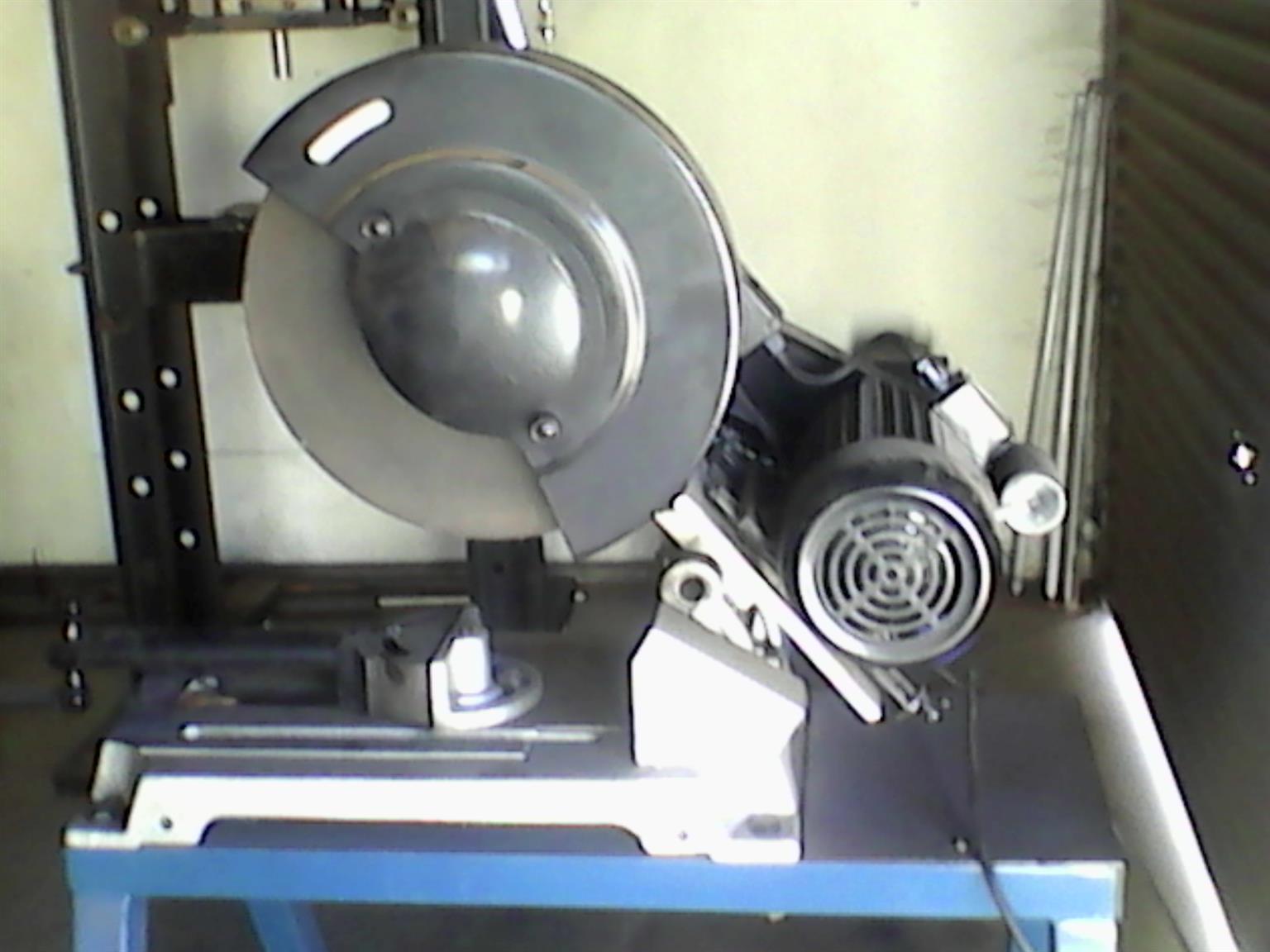Cut off Machine (Abrasive)