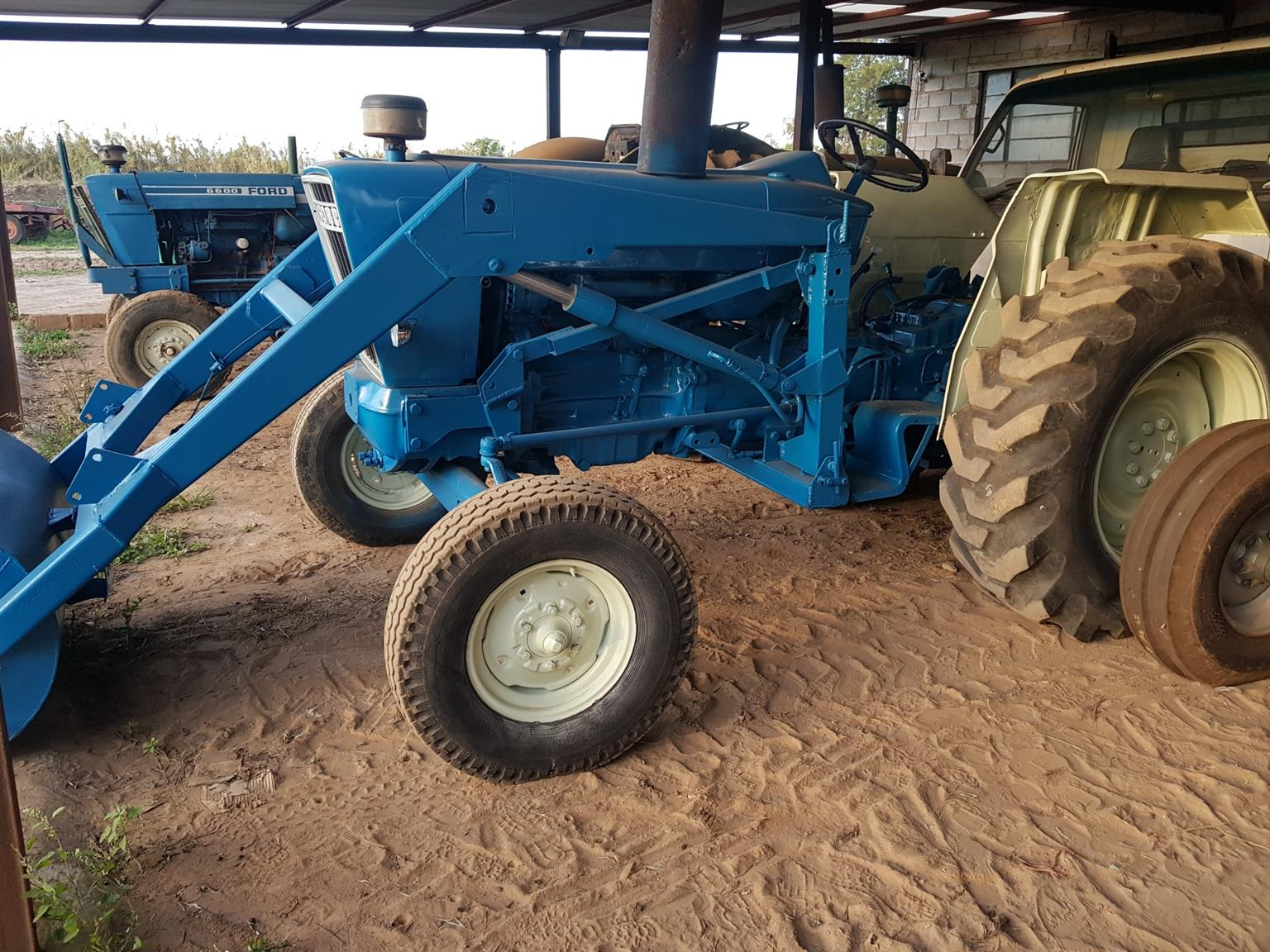 Tractors in stock. See Pictures.