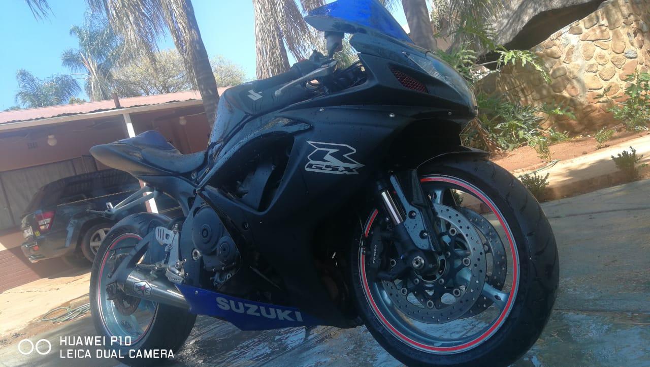 2007 Suzuki GSXR750