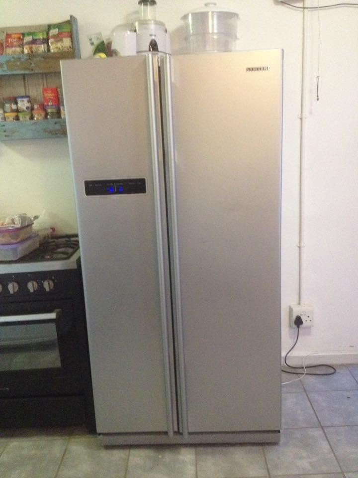 2 Door Samsung fridge for sale