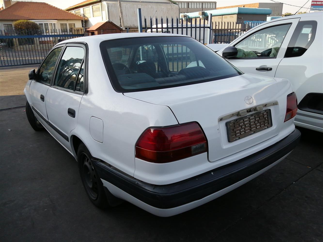 1997 Toyota Corolla 140i GLE Code 2