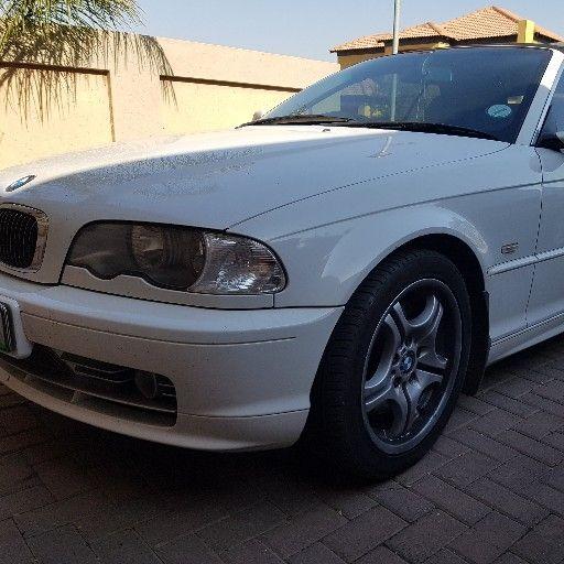 2002 BMW 3 Series 330Ci steptronic