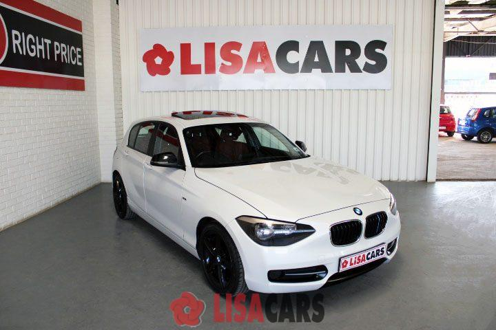 2012 BMW 1 Series 116i 3 door Sport