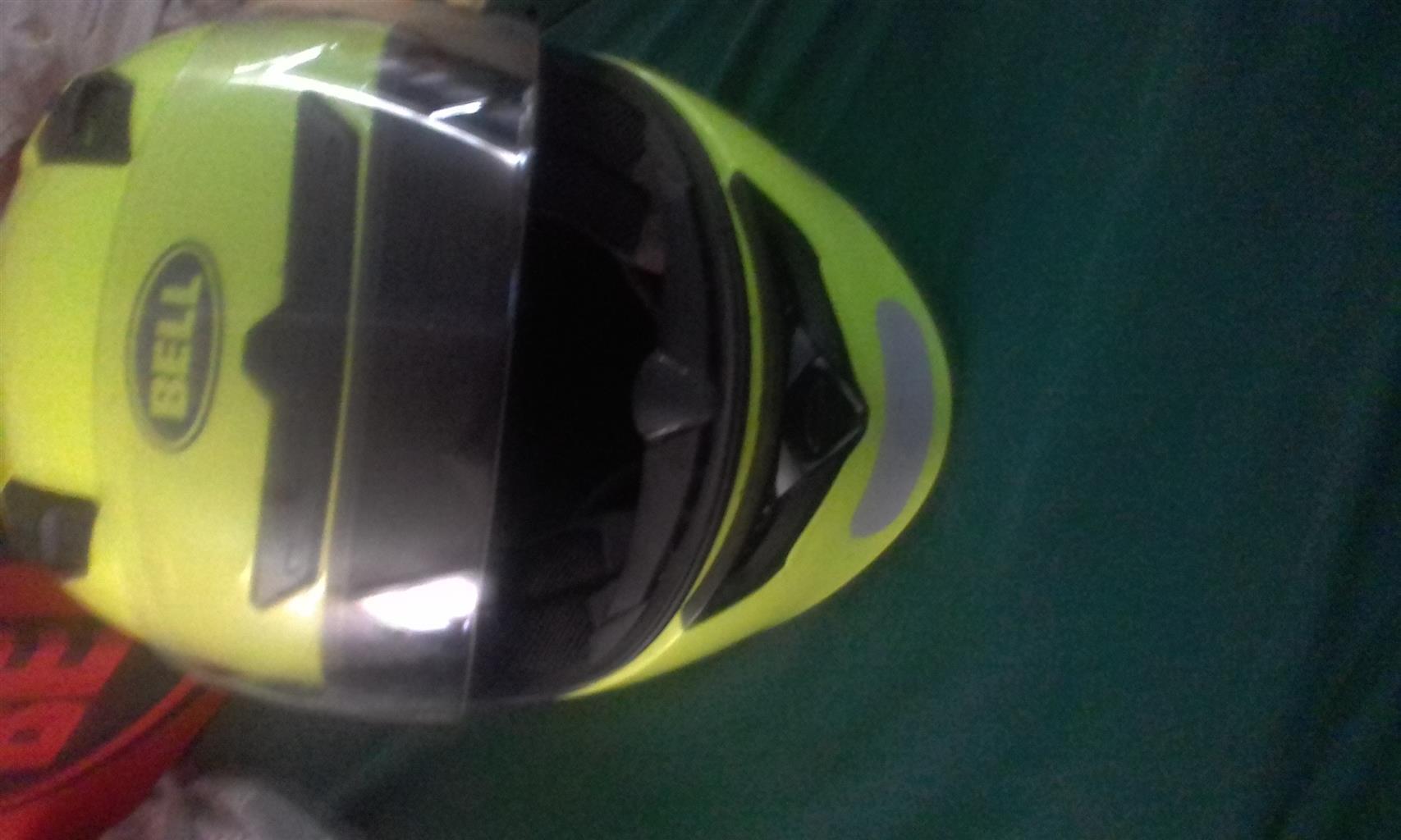 Bike helmet for sale.