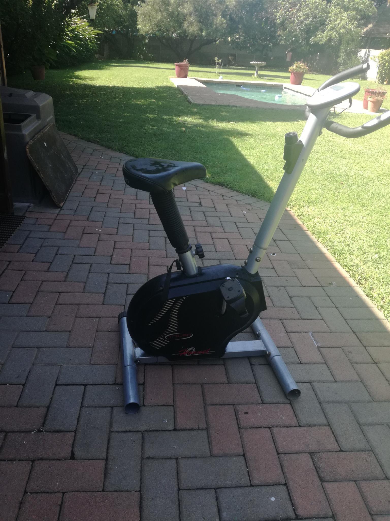Trojan Exisize bike for sale