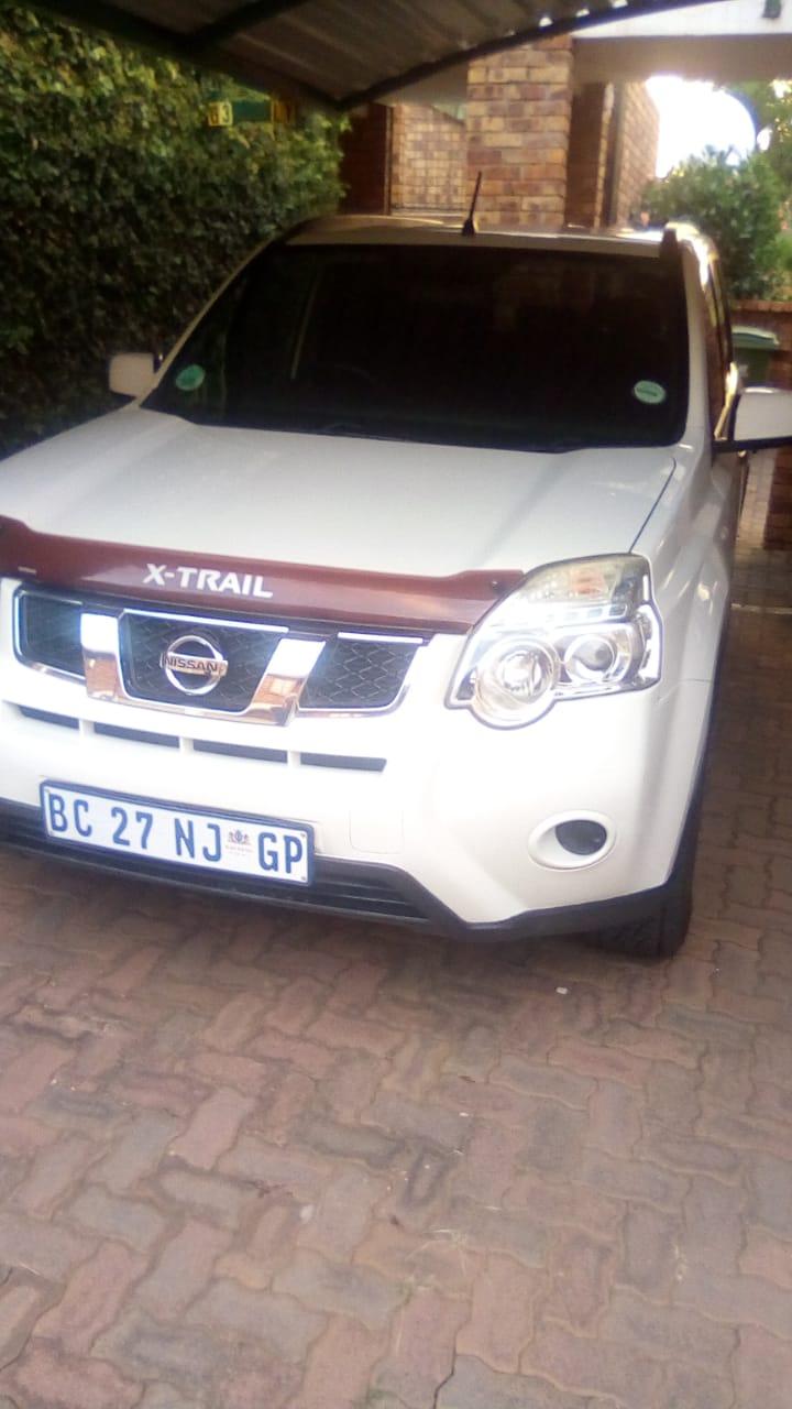 2011 Nissan X-Trail 2.0