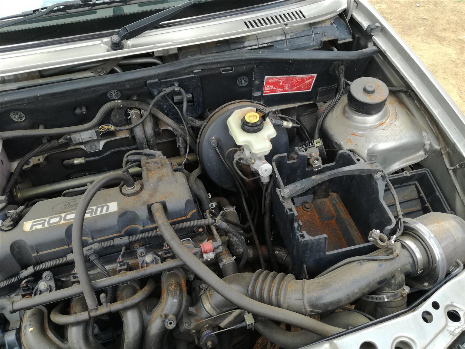 2010 Ford Bantam 1.6i