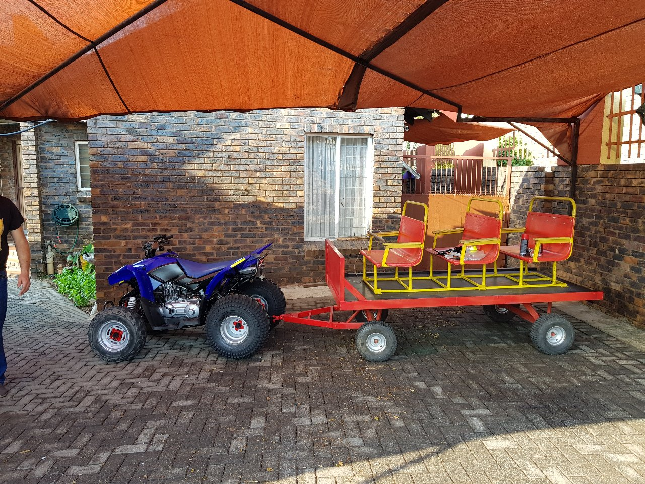 2010 Accessories Trailers