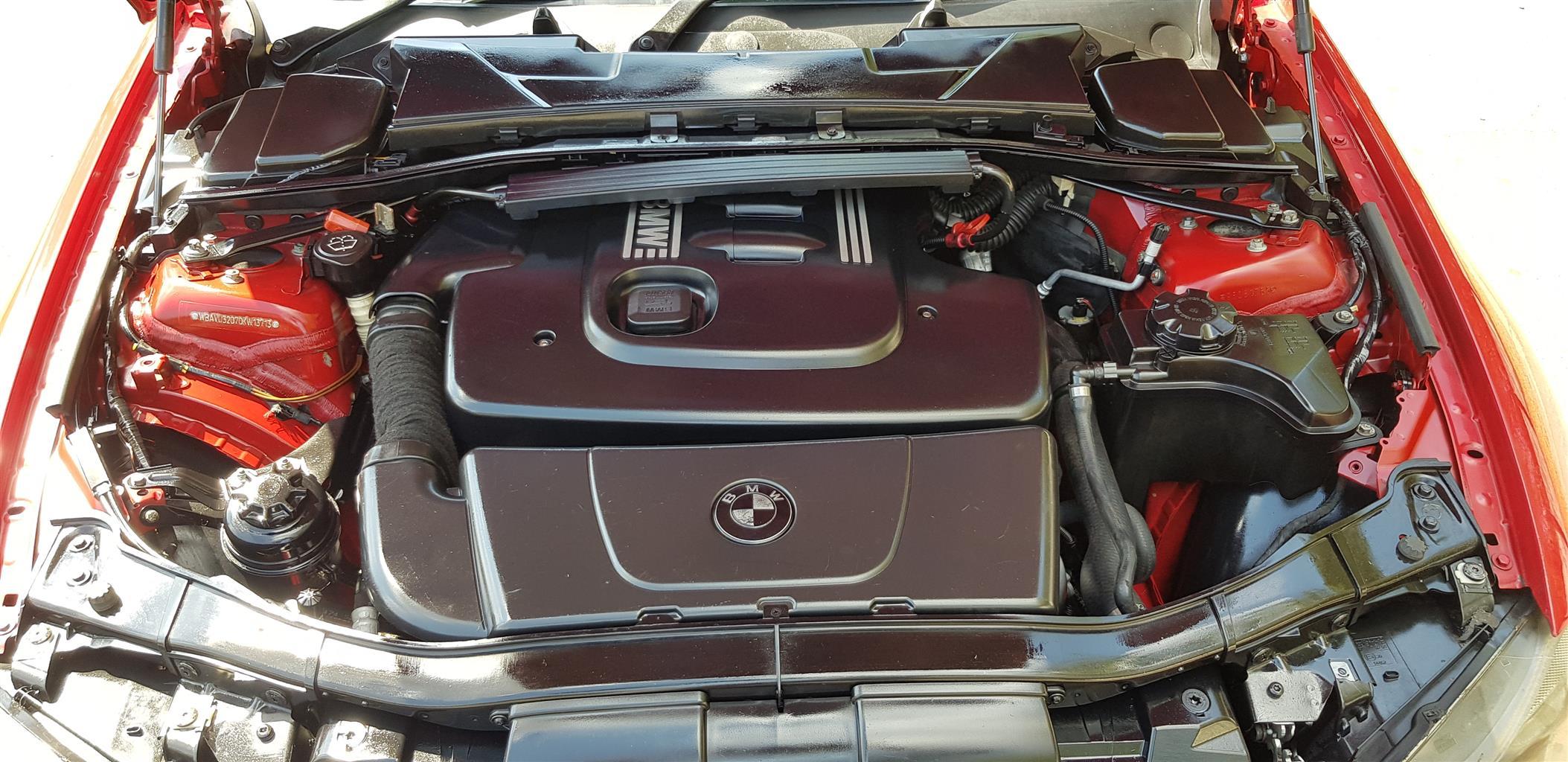 2006 BMW 3 Series 320d M Sport