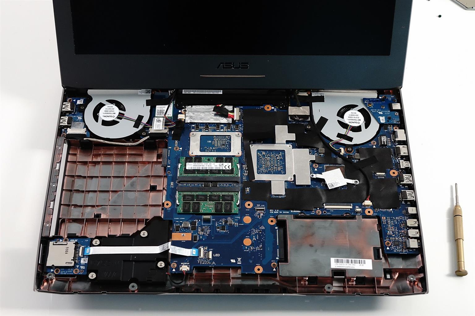 Asus Laptop Motherboards