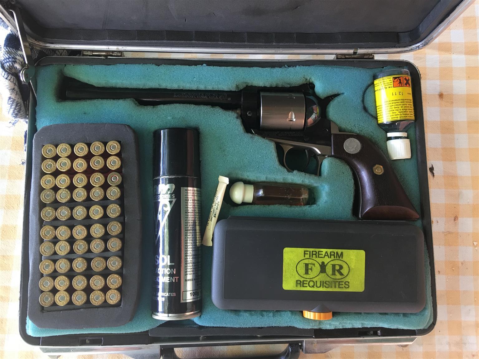 .44 Magnum Ruger Super Hawk
