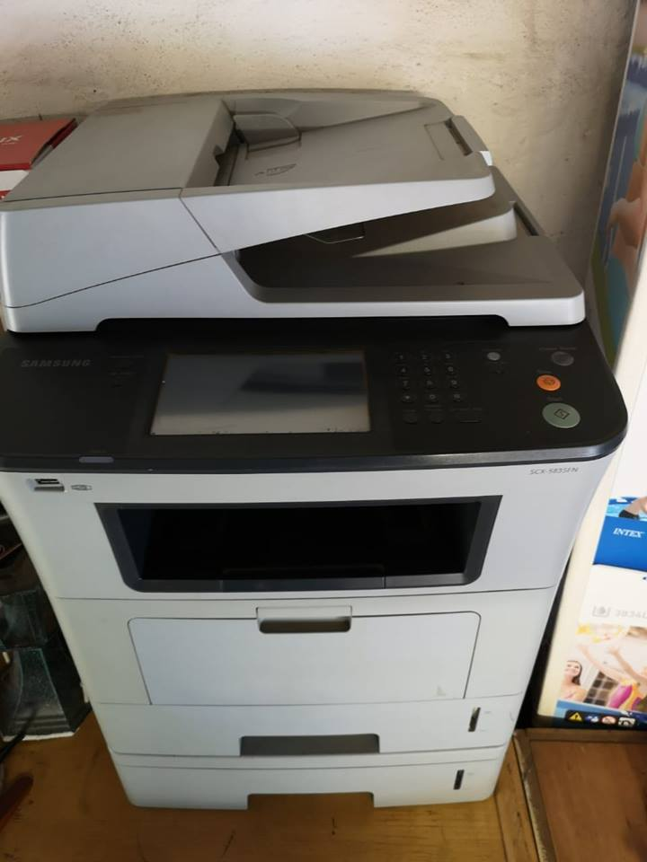 Samsung SCX-5835 FN Office Printer for sale
