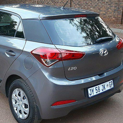 Hyundai i20 2016 model