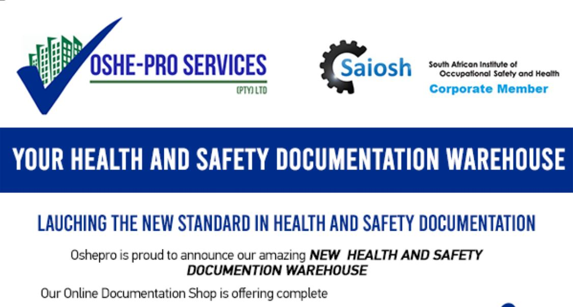 Your Health and Safety Standard in Health and Saffety Documentation