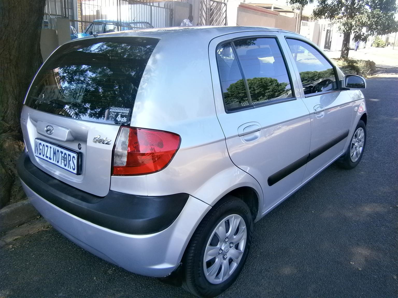 2010 Hyundai Getz 1.4 GL