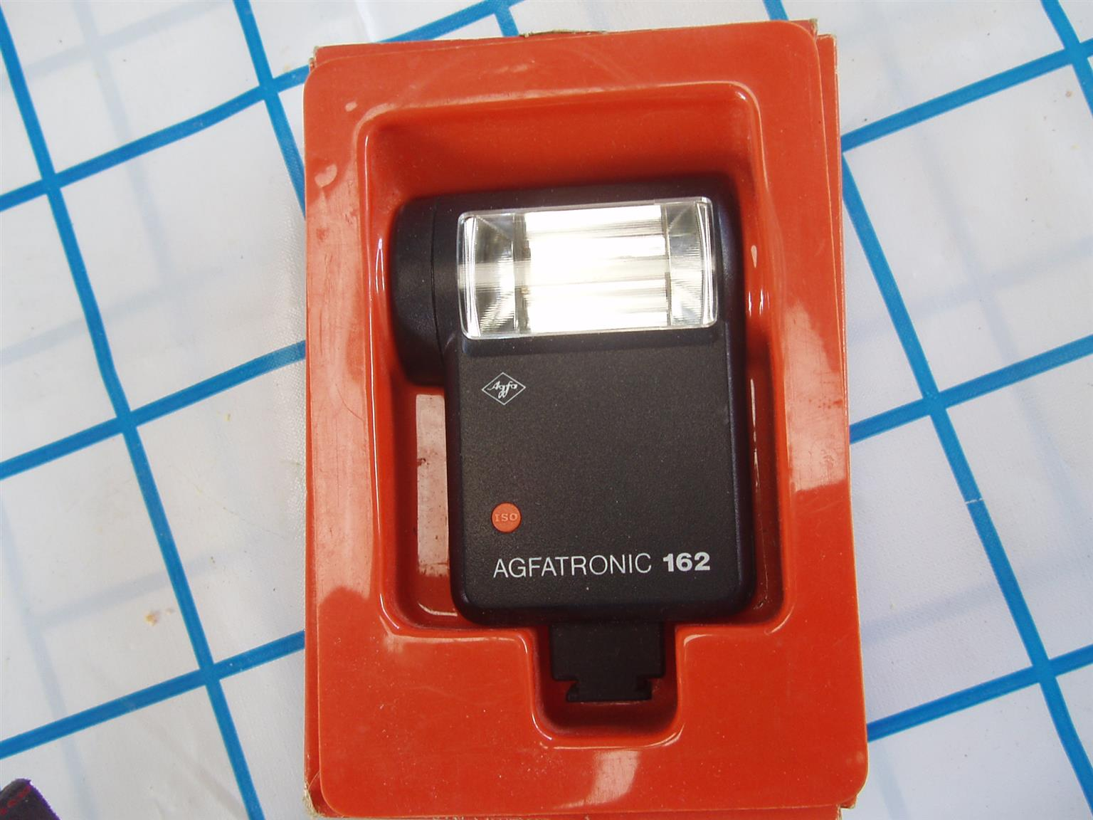 Agfatronic 162  - Camera Flash unit