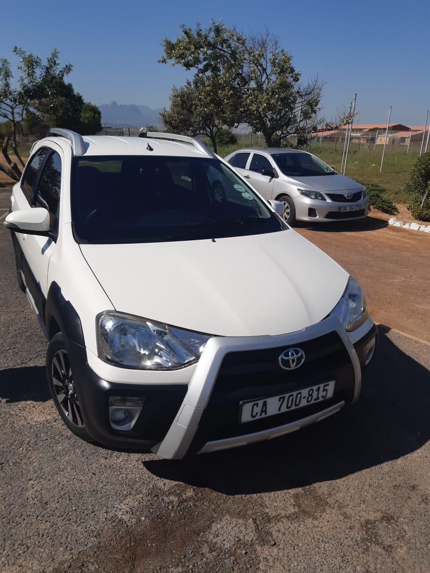 2016 Toyota Etios Cross ETIOS CROSS 1.5 Xs 5Dr