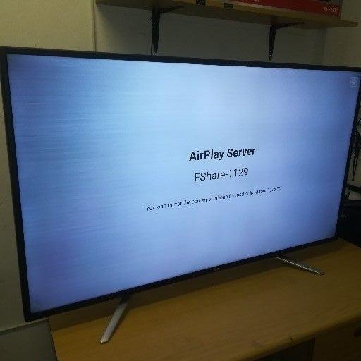 Led tv 50 inch smart JVC