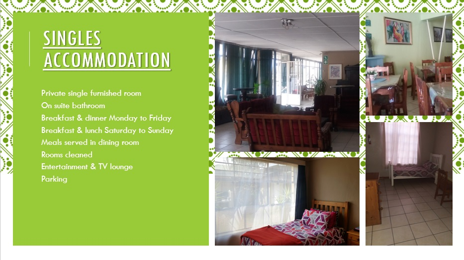 Affordable business travel accommodation Germiston - Board and Lodge