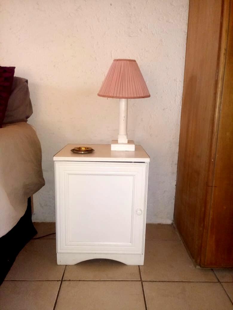 Single bedside tables