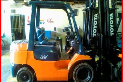 Toyota 4 Ton Diesel Forklift 7 Series