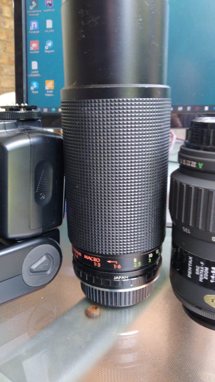 32mm Digital Cameras, lenses, Nikon F100, Pentax Z10