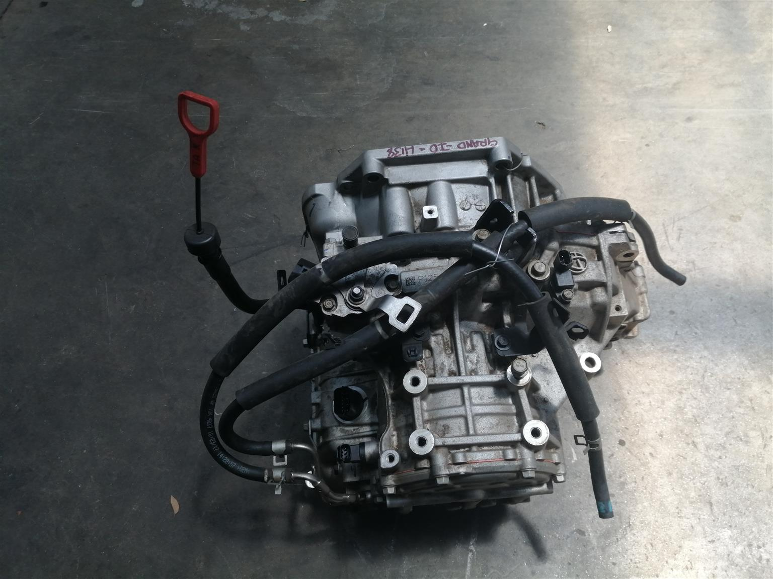 Hyundai Grand i10 Automatic Gearbox